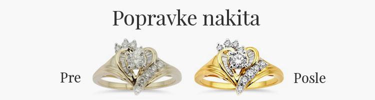 popravke nakita